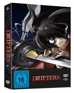Drifters DVD Box