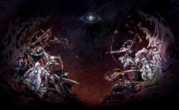 Drifters Series 1 - Battle in a Brand-new World - Key Art