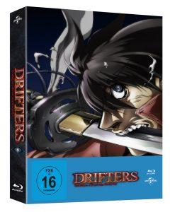 Drifters Blu-ray Box