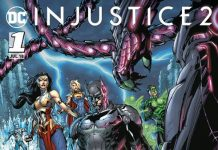 INJUSTICE 2 BAND 1 COVER
