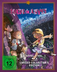 Made in Abyss Box Cover
