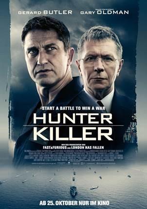 Hunter Killer Kinostart