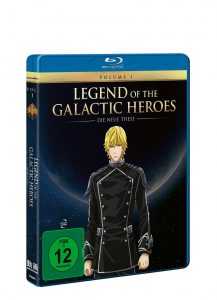 Legend of the Galactic Heroes BRD