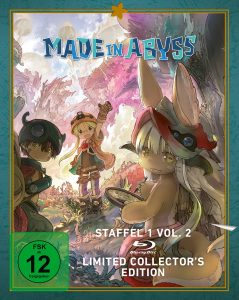 Made In Abyss BRD Cover