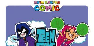 teen titans mein erster comic