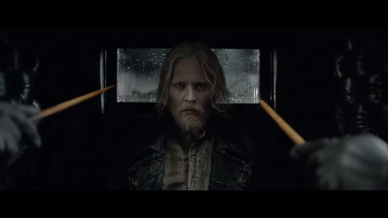 Grindelwalds Verbrechen Release