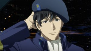 Legend of the Galactic Heroes Screenshot (2)