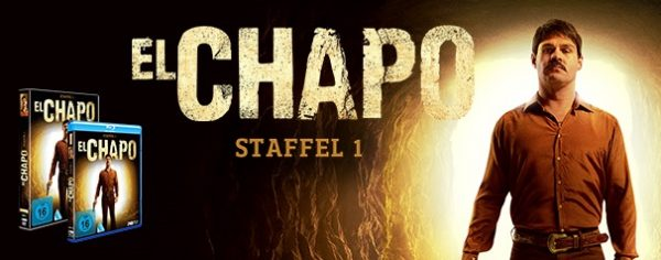 El Chapo Staffel 1 Newsletterbanner