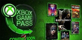 Xbox Game Pass Dezember