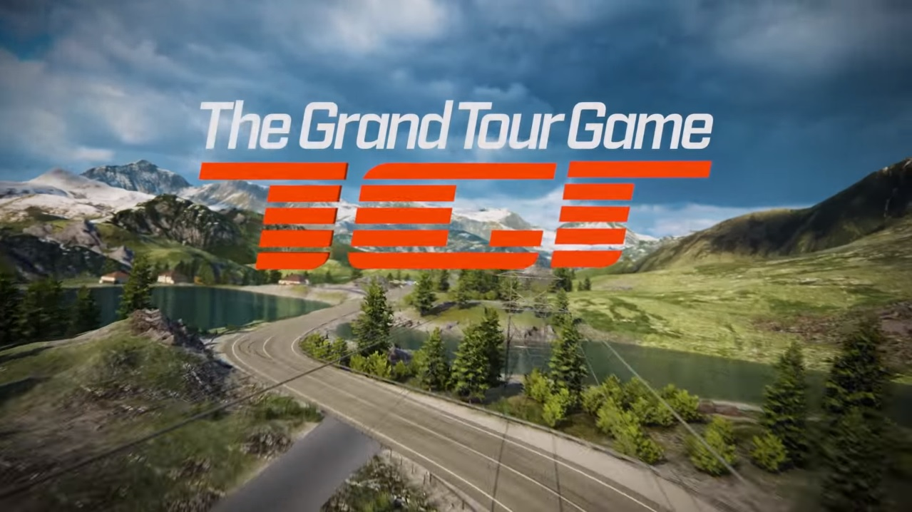 the grand tour game trailer zum spiel spiele die serie. Black Bedroom Furniture Sets. Home Design Ideas