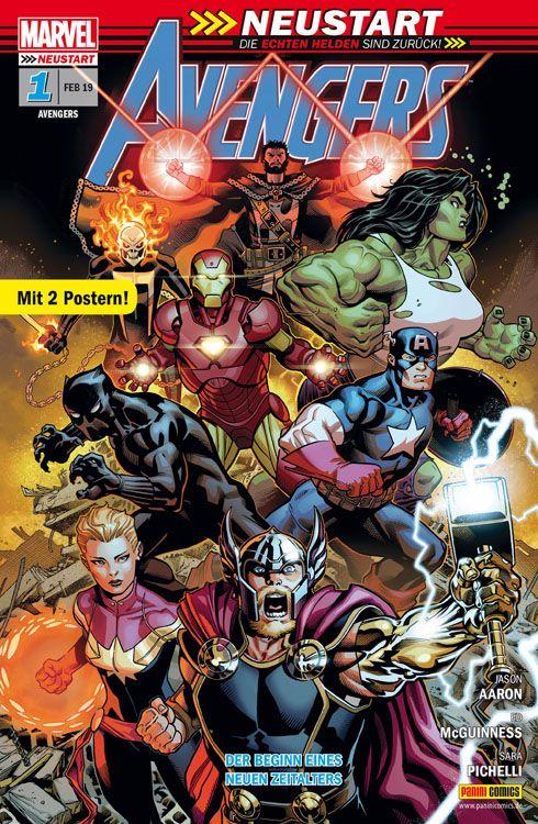 Avengers 1 Der Beginn Eines Neuen Zeitalters