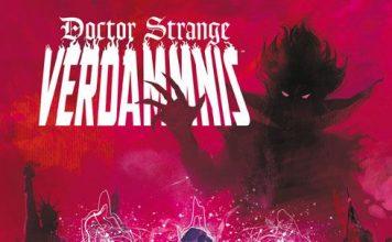 Doctor Strange Verdammnis Cover