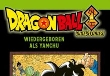 Dragon Ball Side Stories Yamchu Cover