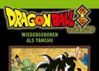 Dragon Ball Side Stories Yamchu Cover