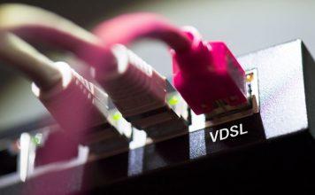 DSL Vectoring Anschluss