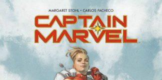 Captain Marvel Die ganze Geschichte Cover