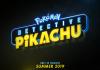 Meisterdetektiv Pikachu Karten Logo