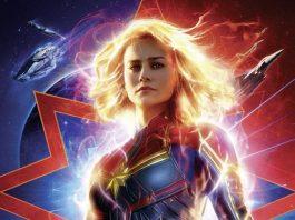 Captain Marvel Offizielle Vorgeschichte zum Film Cover