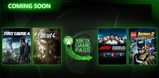Xbox Game Pass März