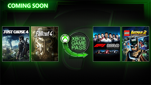 Xbox Game Pass März