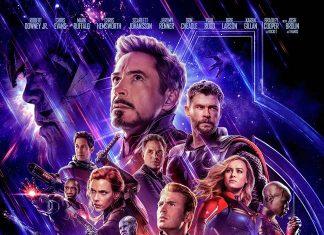 Avengers Endgame Movie Poster