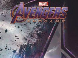 avengers endgame comic cover