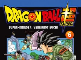 dragon ball super band 6 cover