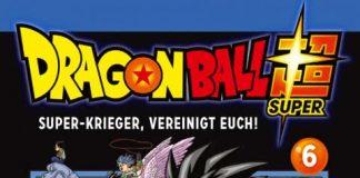 dragon ball super band 6 cover
