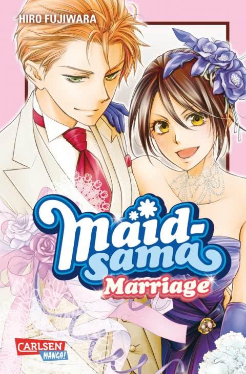 maid-sama marriage cover