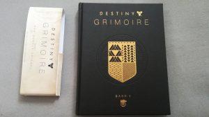 Destiny Grimoire 1