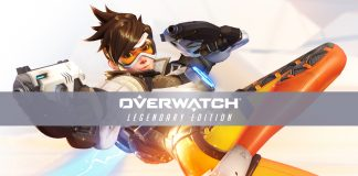 Overwatch Swtich Editon Key Art