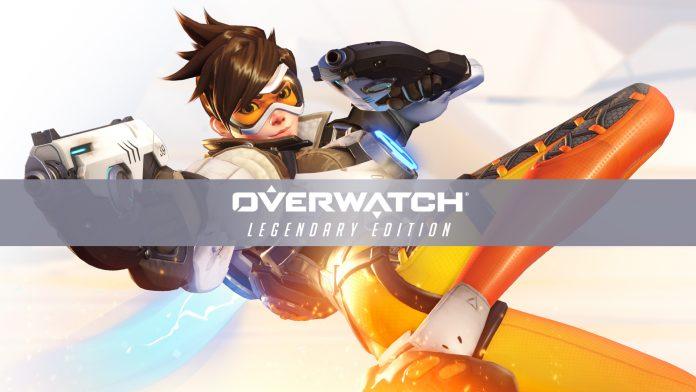 Overwatch Swtich Editon Key Art