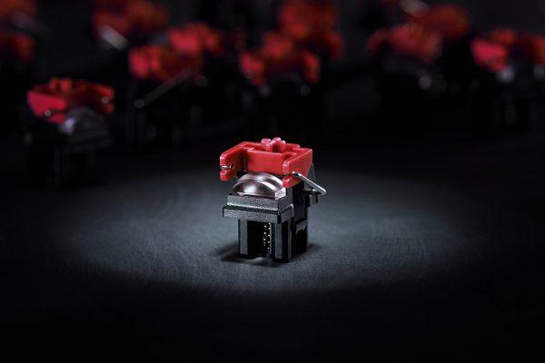 Razer Huntsman Tournament Eidtion Red Switches