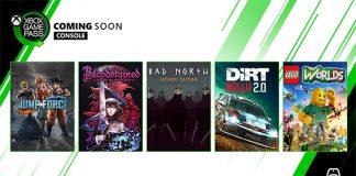 Game Pass September
