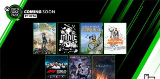 Game Pass Oktober PC