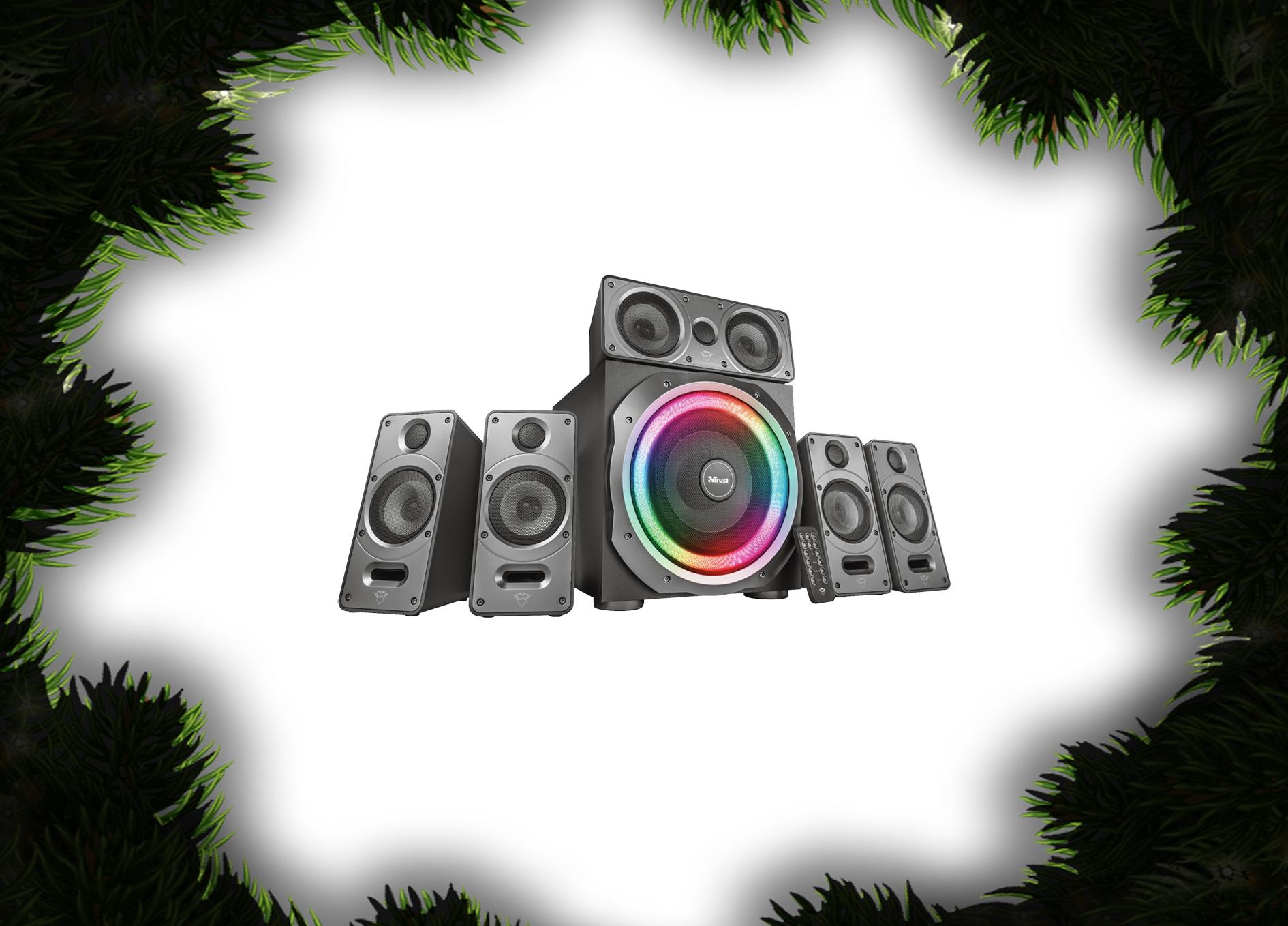 GXT 698 Soundsystem