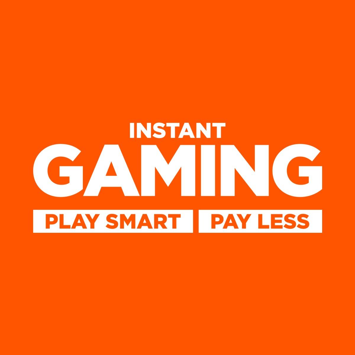 Instant Gaming Gewinnspiel