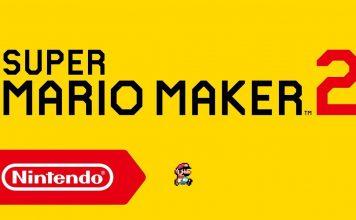 Super Mario Maker 2 Header