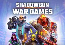 Shadowgun War Games Keyart