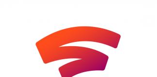 Google Stadia Logo BIG