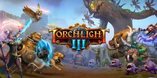 Torchlight III Keyart