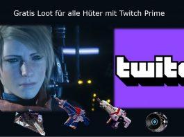 Twitch Prime - Destiny 2