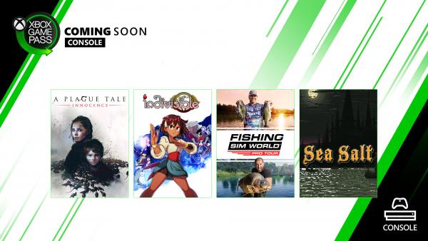 Xbox Game Pass Console Januar