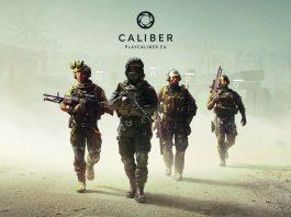 Caliber Game Header