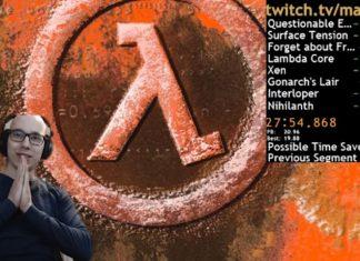 Half-Life World Record