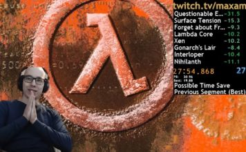 Half-Life World Record