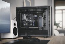 Fractal Design Case mit Wasserkühlung