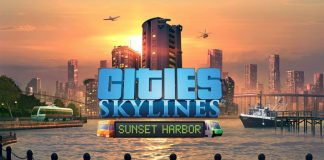 City Skylines_Sunset Harbor_Key Art