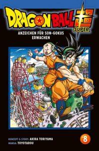 Dragon Ball Super Band 8