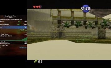 Ocarina of Time Speedrun